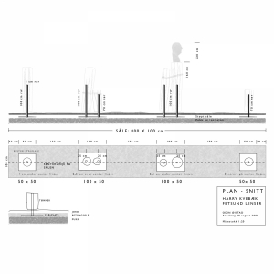 Technical illustration and measures