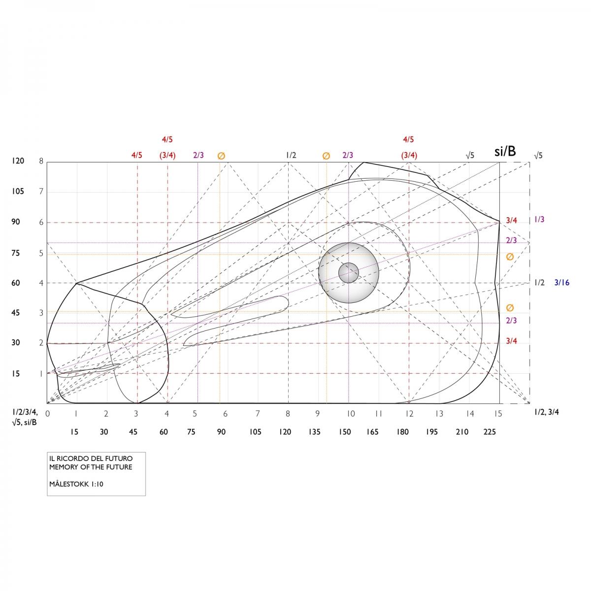 Drawing - Musical Geometry