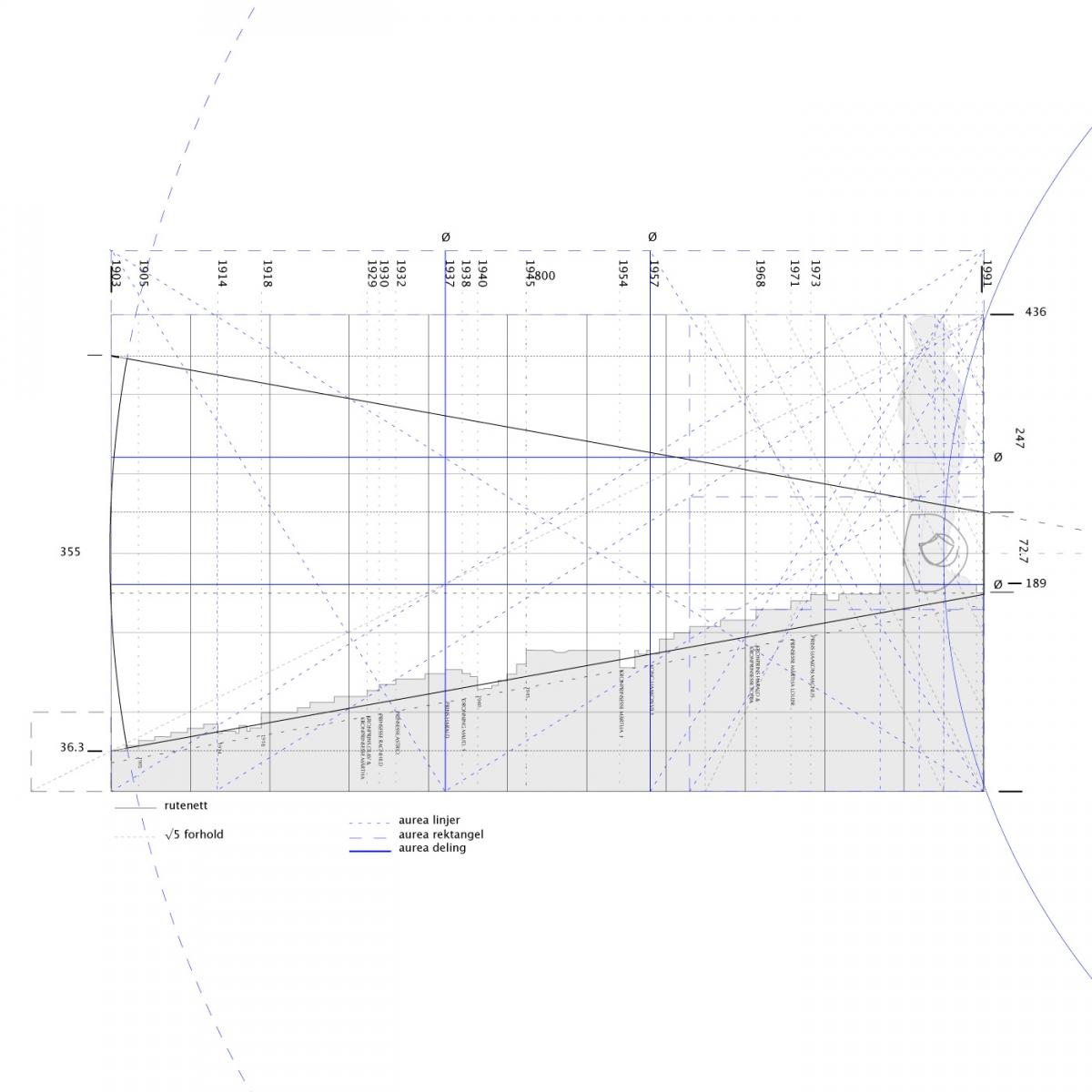 King-Olav-Monument-Geometry-II