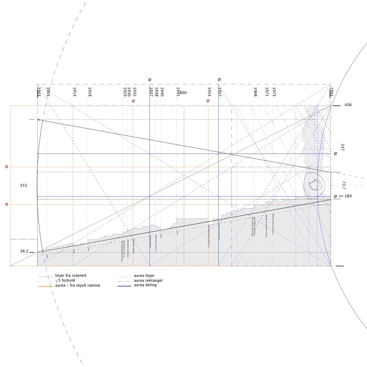 King-Olav-Monument-Geometry-III