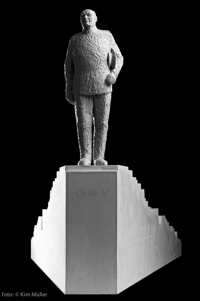 King Olav Monument