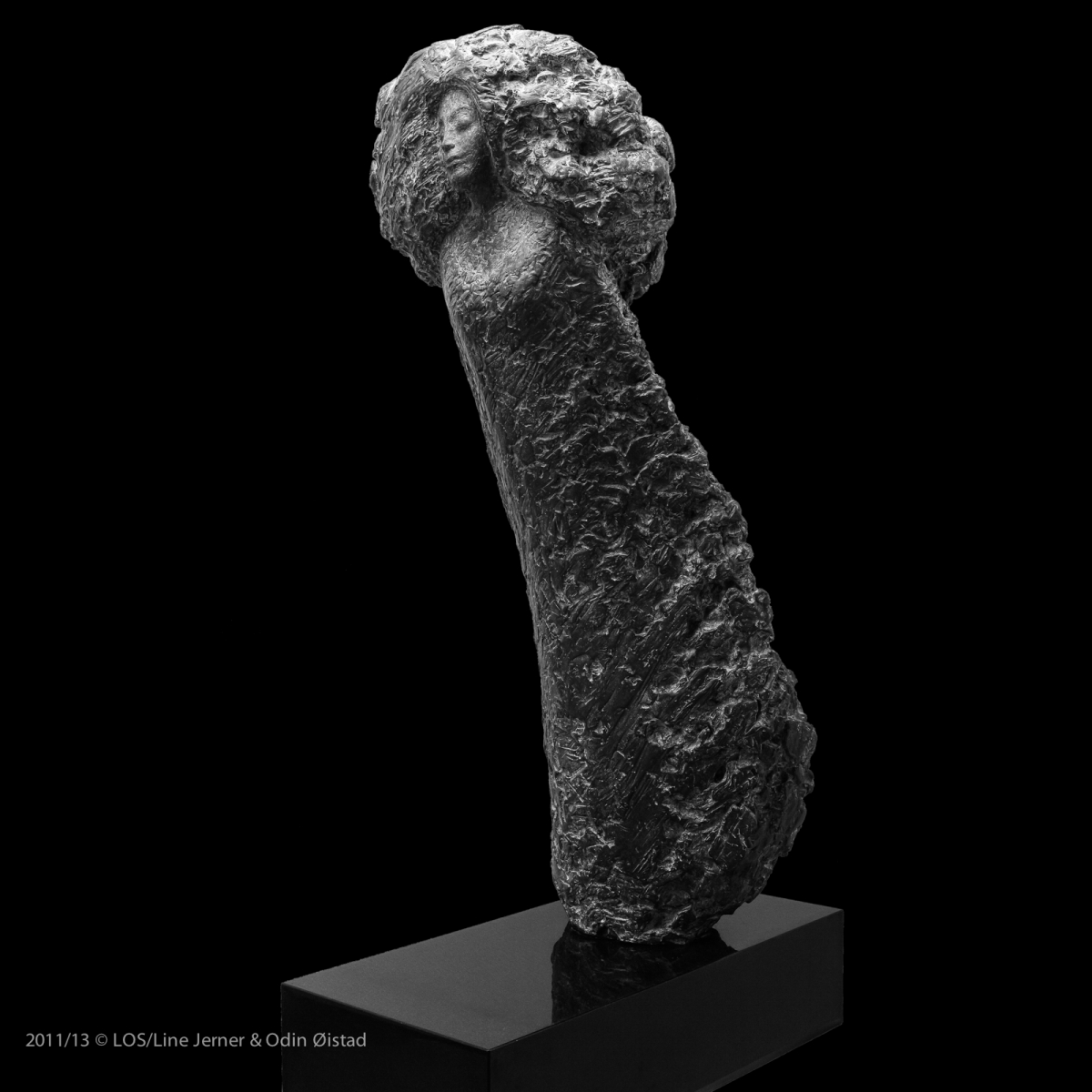 Wind Model 2012 Bronze 40 x 50 x 110