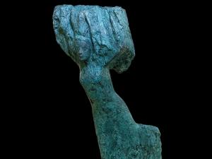 Ice Model 2012 Bronze 50 x 60 x 120