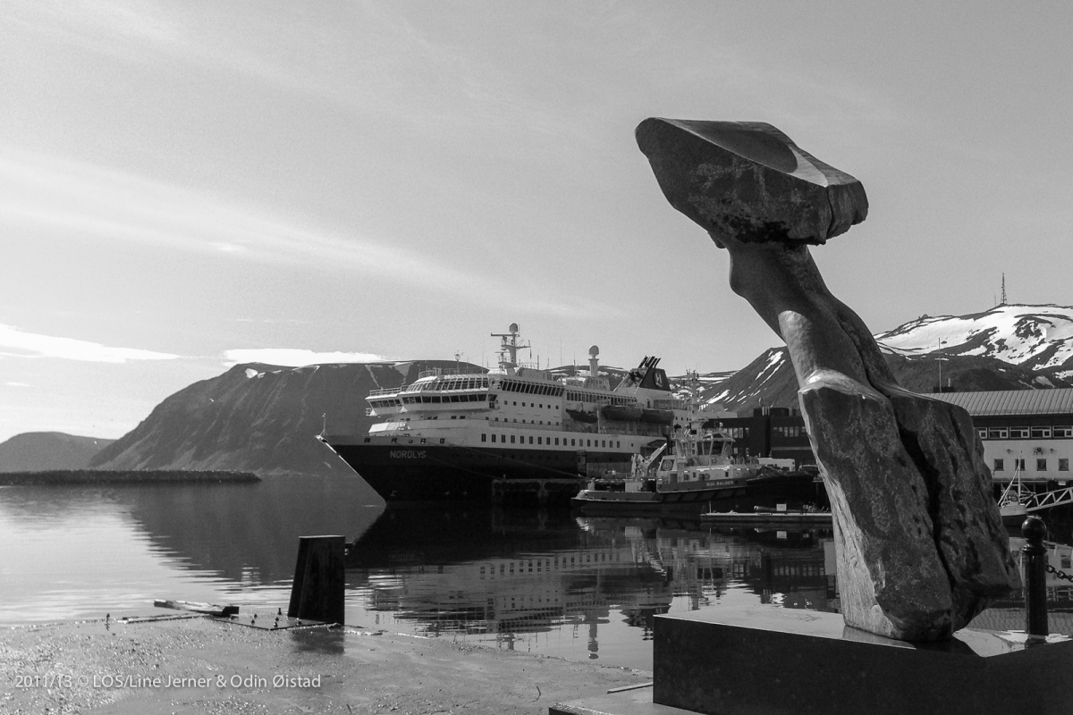 Ice with Hurtigruta