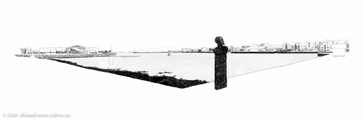 Vardø Barentsz Illustration • 2008