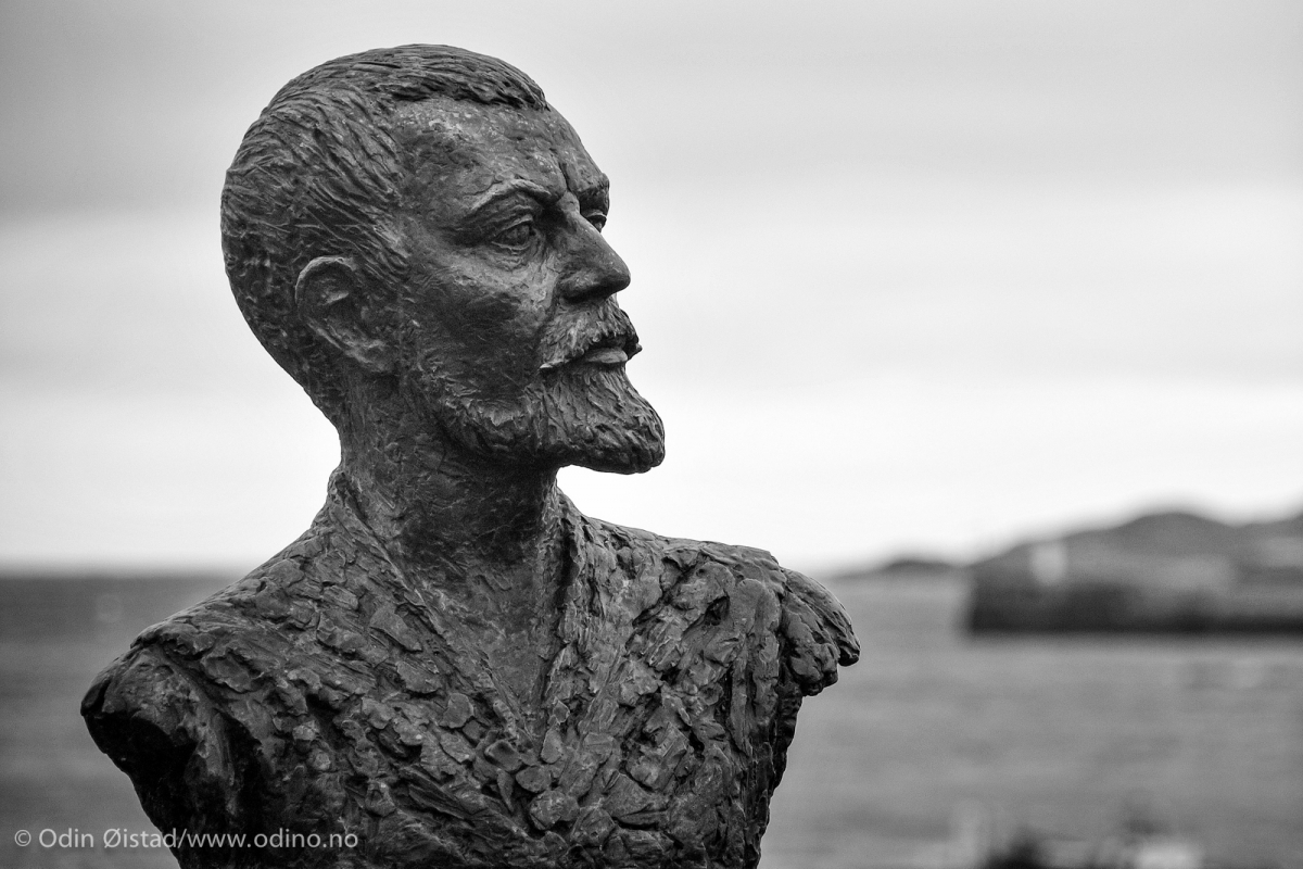 Willem barentsz monument • 2008 • Bronze
