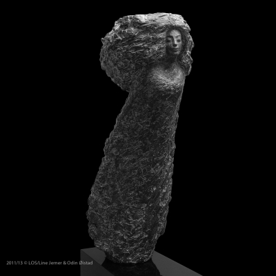 Wind Frontal 2012 Bronze 40x50x110