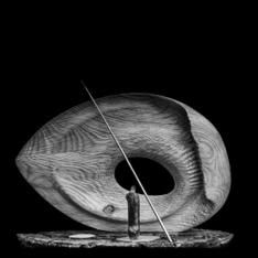 Telenor Sculpture